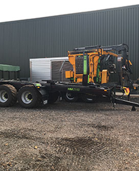 northwest timber plant hire