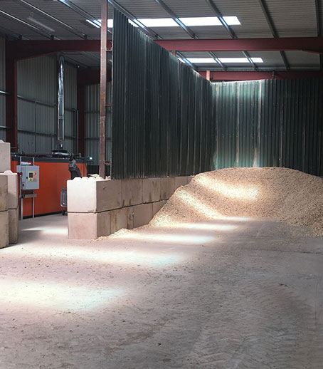 biomass fuel wood chippings